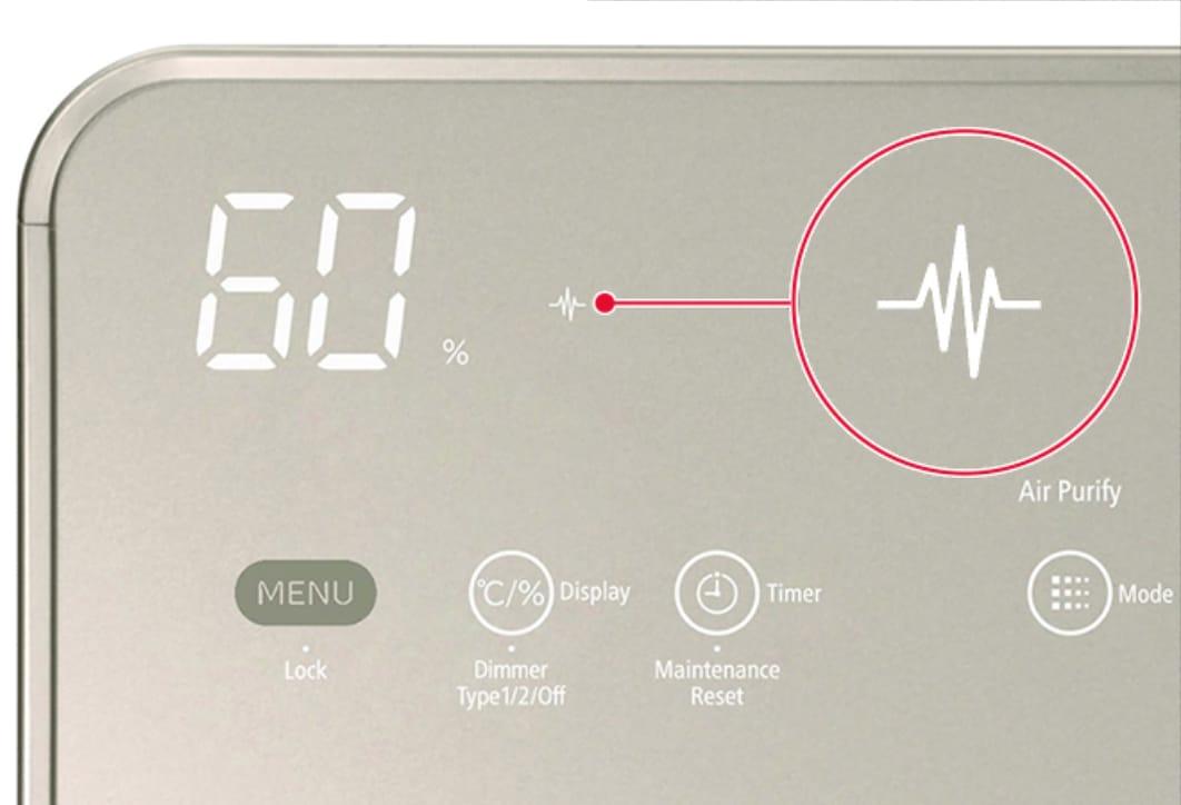 Hitachi EP-M70E-cam bien PM2.5