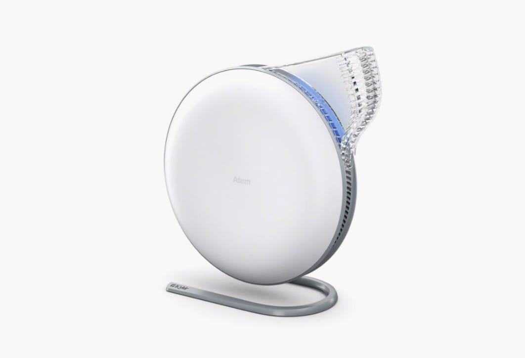 IQAir Atem Desk-May khuyech tan PureJet
