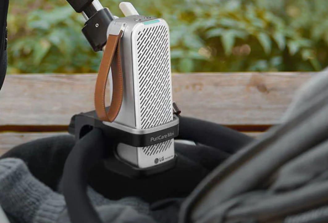 LG mini - Dễ dàng sử dụng cho xe đẩy trẻ em