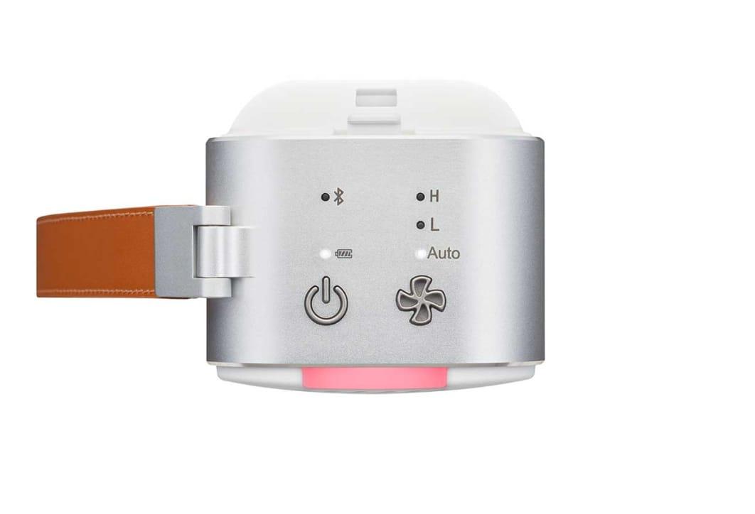 LG mini - Điều khiển dễ dàng với 2 nút bấm