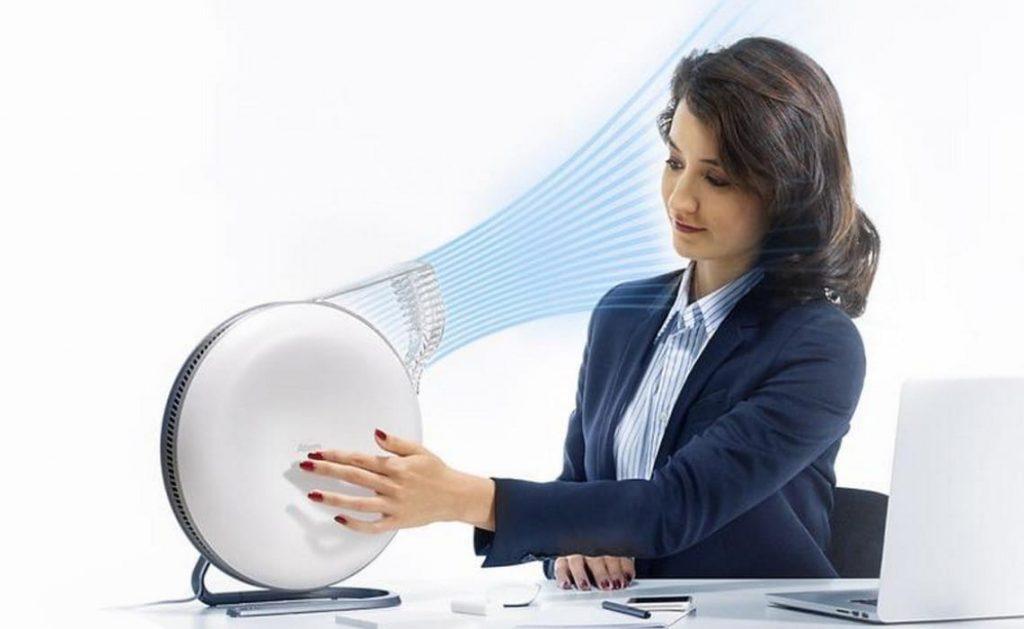 Máy lọc không khí cá nhân