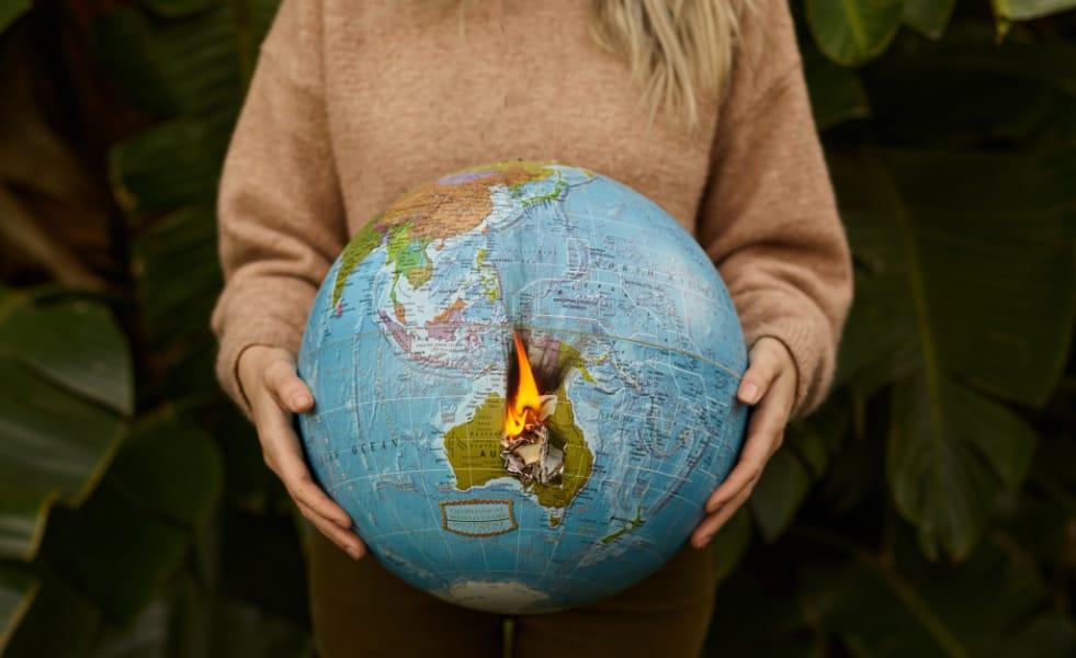 Ô nhiễm không khí do cháy rừng