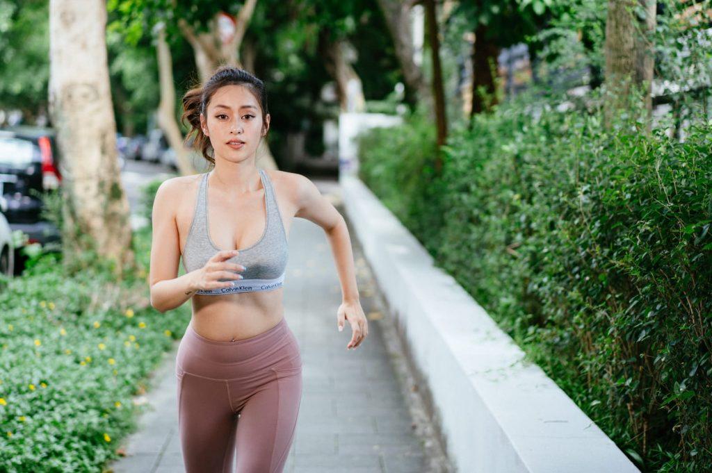 Ô nhiễm không khí khi tập thể dục