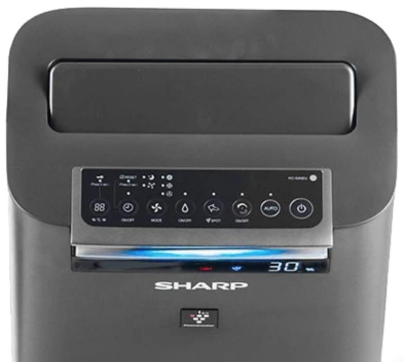 Sharp KC-G40EV-mat truoc